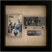 Framed Cassette Tape