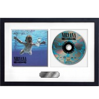 Framed CD & Cover