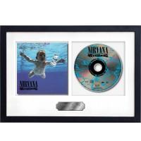 Framed CD & Cover
