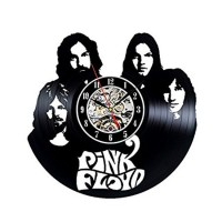 Pink Floyd Vinyl Wall Clock