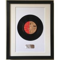 Framed Vinyl Single