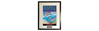 Framed Book Covers