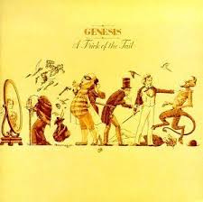 genesis trick of the tail album