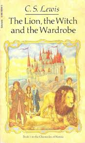 the lion the witch & wardrobe book cover