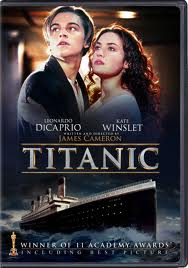 titanic film dvd