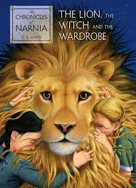 lion witch & wardrobe book cover