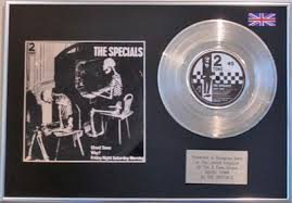 framed specials vinyl single