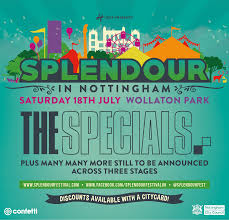 the specials at splendour