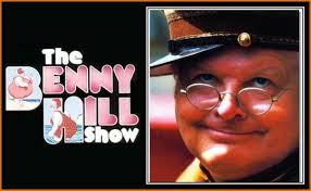 benny hill tv show