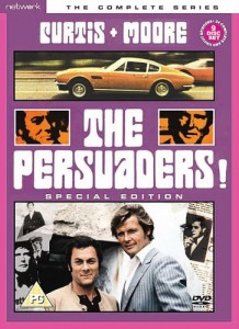 the persuaders dvd