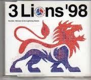 3 lions cd single