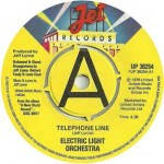 elo telephone line vinyl single