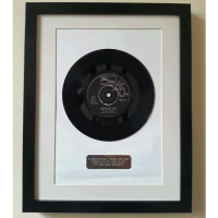 Framed Vinyl Single MFR