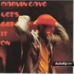 marvin gaye lets get it on vinyl single